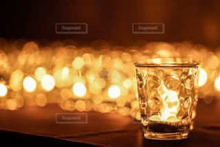 キャンドルナイトの夜に…の写真・画像素材[1498275]