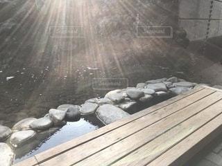 足湯の写真・画像素材[948498]