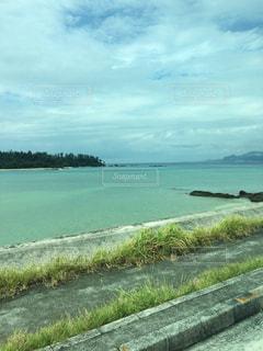 沖縄の海の写真・画像素材[747155]