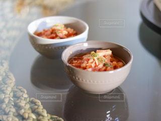 トマトと野菜のスープの写真・画像素材[3140592]