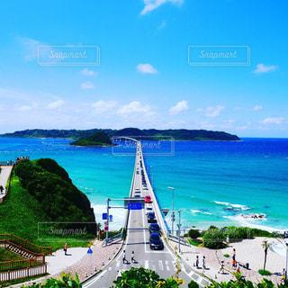 角島大橋の写真・画像素材[750520]