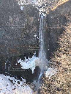 華厳の滝の写真・画像素材[748379]