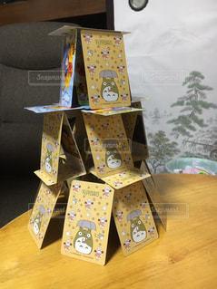 ぶきっちょトランプタワー - No.768815