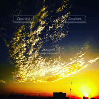 夕空の写真・画像素材[773130]