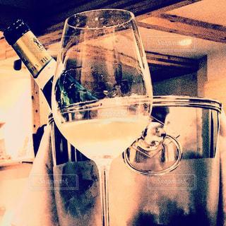 ワインのガラスの写真・画像素材[890377]