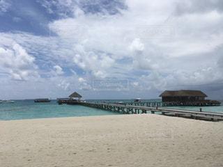 砂浜のビーチ - No.751089