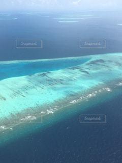 サンゴ礁の眺めの写真・画像素材[751095]
