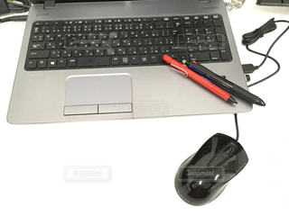 ノート パソコンのキーボード - No.993460