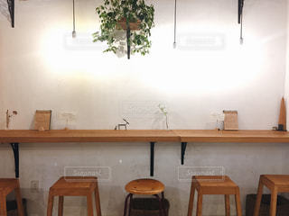 ダイニング ルームのテーブルの写真・画像素材[752785]