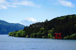 富士山の写真・画像素材[512608]