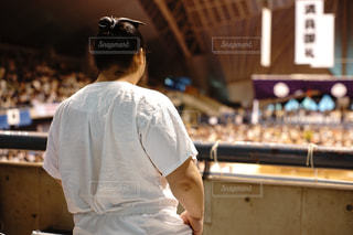 相撲の写真・画像素材[512638]