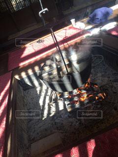 囲炉裏の写真・画像素材[751704]