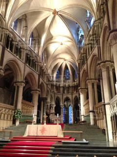 カンタベリー大聖堂の写真・画像素材[751769]