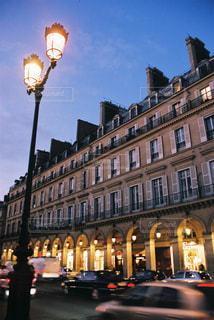 パリの街並の写真・画像素材[1049272]