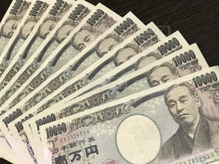 10万円の写真・画像素材[3215984]