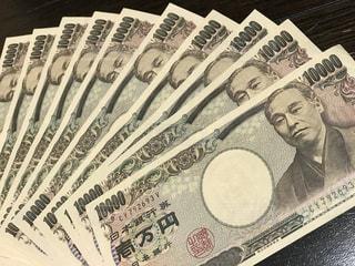 10万円の写真・画像素材[3215979]