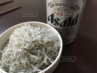 米やカップに野菜のボウルの写真・画像素材[751872]