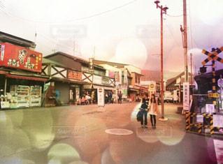 箱根の街の写真・画像素材[757688]