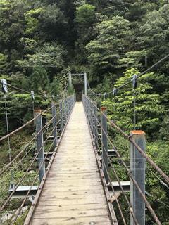 橋の上を走行する列車 - No.755580