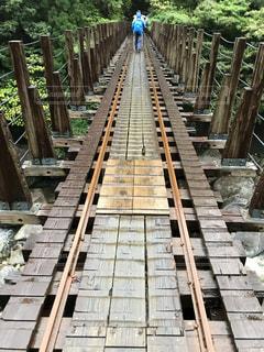 木製の橋 - No.755594