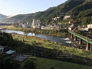 山の上に城の写真・画像素材[797163]