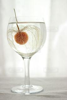 ワインのガラスの写真・画像素材[757470]