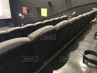 映画館のソファの写真・画像素材[1175909]