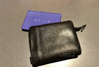 障害者手帳とサイフの写真ですの写真・画像素材[1187864]