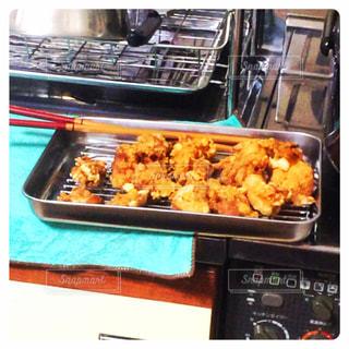 オーブン調理食品の写真・画像素材[1213452]