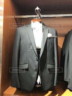 スーツとネクタイの写真の写真・画像素材[1219852]