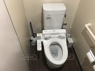 トイレの写真です。アイキャッチ画像などにどうぞの写真・画像素材[1221621]