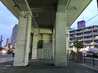 大きな建物の写真・画像素材[1225615]