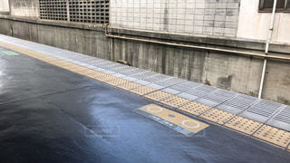 駅のホームの写真・画像素材[1250047]
