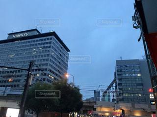 忙しい街の写真の写真・画像素材[1250767]