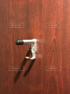 木製のテーブルの写真・画像素材[2099299]