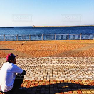 海と黄昏 - No.756825