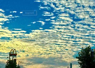 空と雲の写真・画像素材[756939]