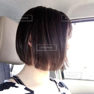 新しい髪型 - No.756948