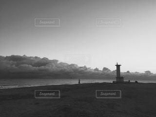 灯台下暗しの写真・画像素材[758613]