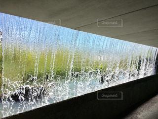 滝の内側の写真・画像素材[762242]