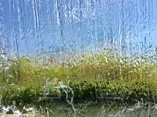 滝の内側の写真・画像素材[762244]