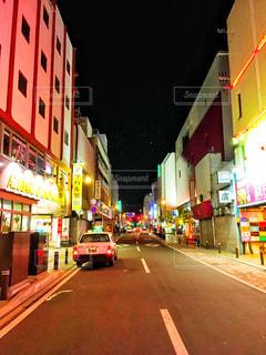 夜の街の写真・画像素材[769378]