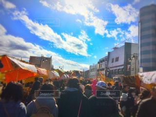 お祭りの写真・画像素材[1003337]
