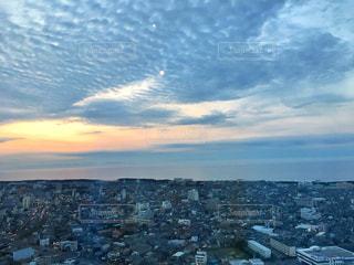 新潟の街並みの写真・画像素材[1099988]