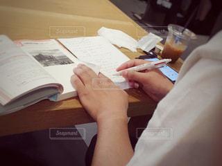 英語の勉強の写真・画像素材[1141557]