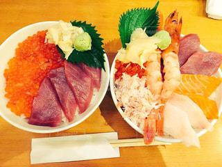 海鮮丼の写真・画像素材[1212568]