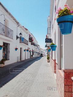 スペイン、ミハスにて。の写真・画像素材[755704]
