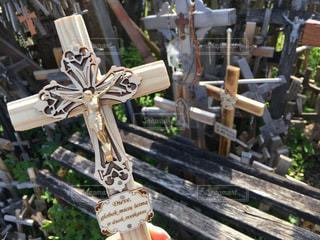 十字架の写真・画像素材[514620]
