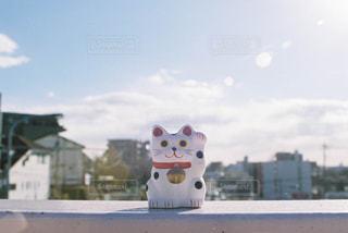 招き猫の写真・画像素材[758145]