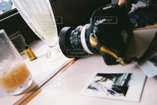 テーブルの写真・画像素材[759331]